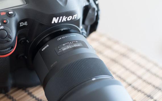 Review SIGMA 35mm F1.4 DG HSM ART