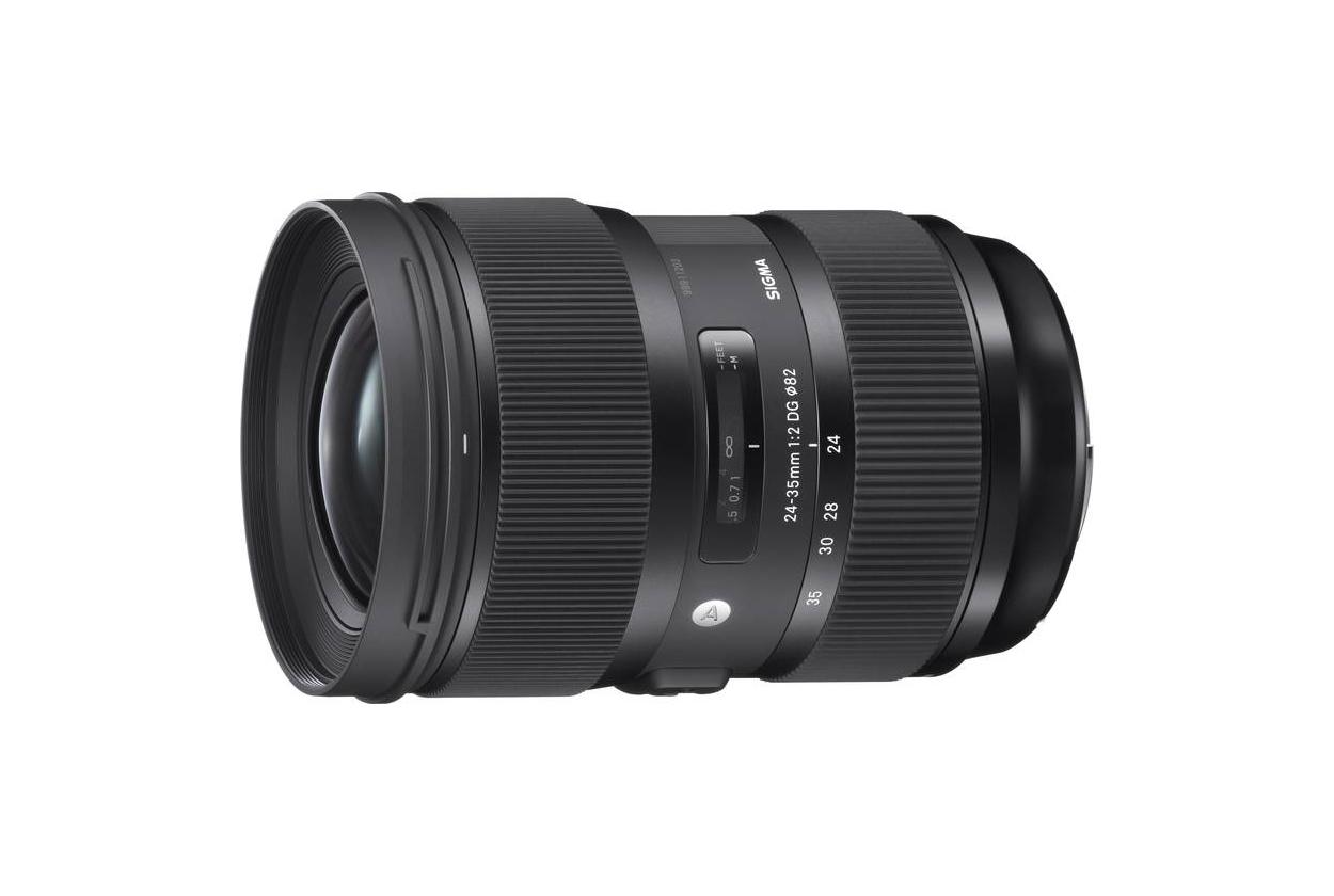 Sigma Art 24-35mm F2 DG HSM