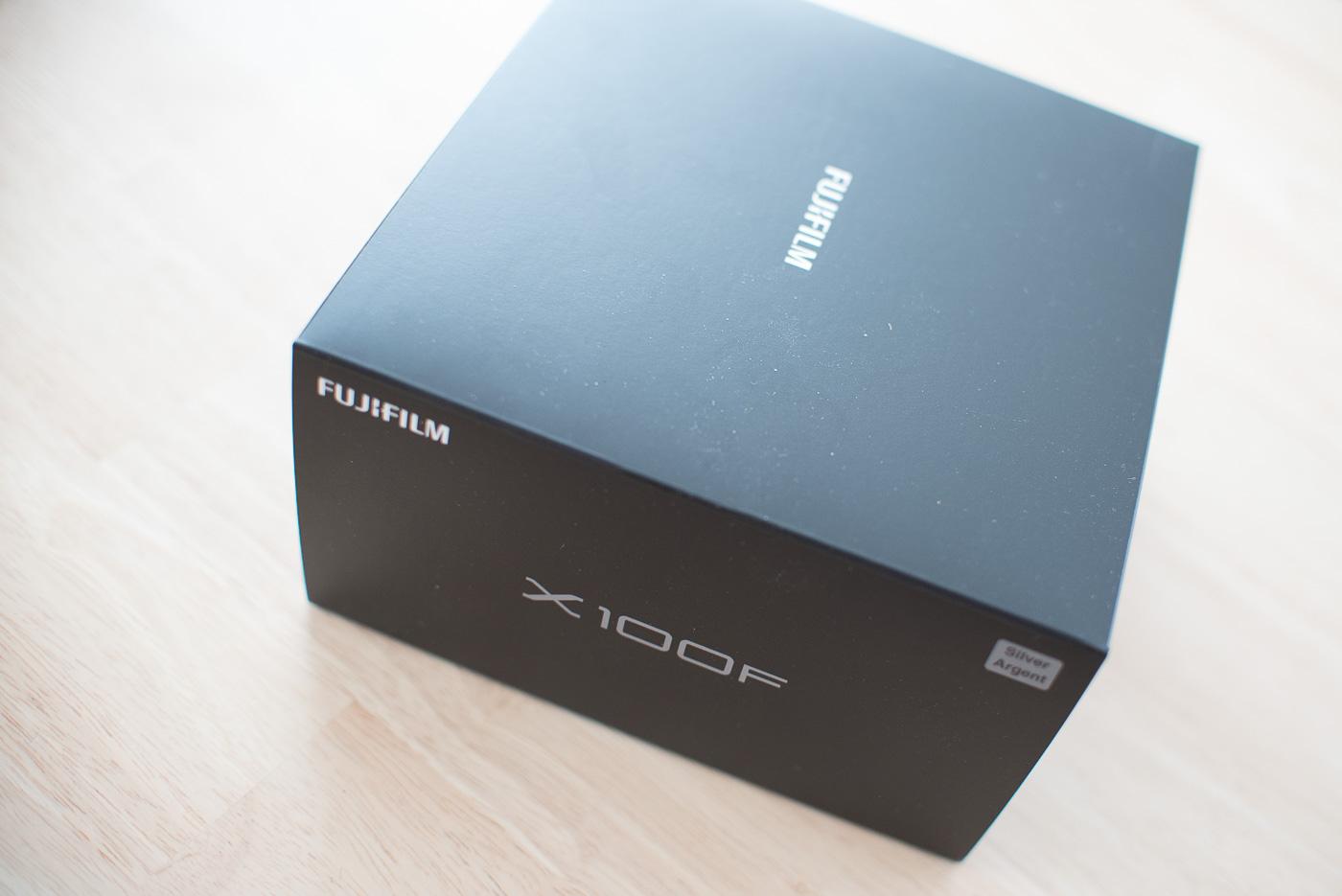 Fuji X100F - 2