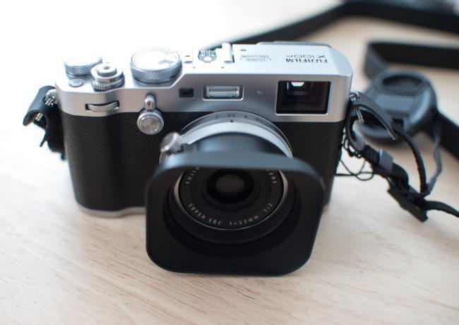 Fuji X100F – Hallo, edles Stück
