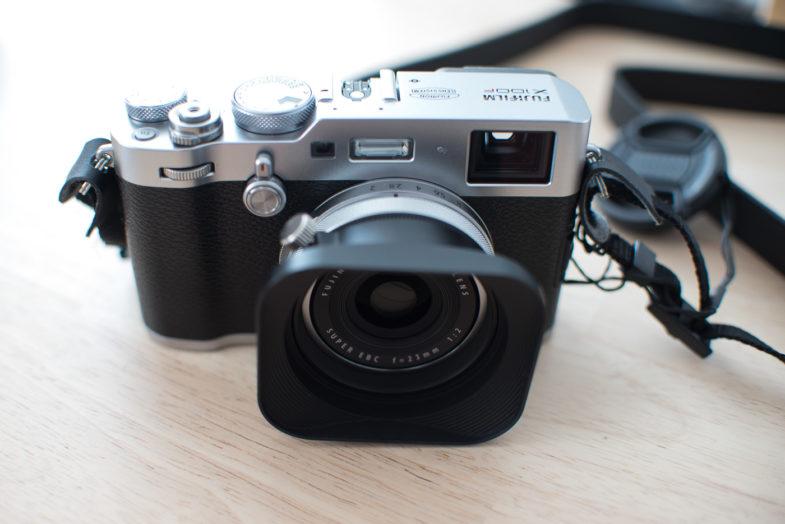 FujiFilm X100F - 5