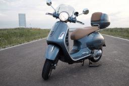 Pepe – die Vespa GTS 300