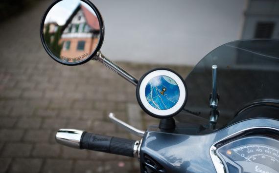 Tom Tom Vio Test – die Navigation für Roller